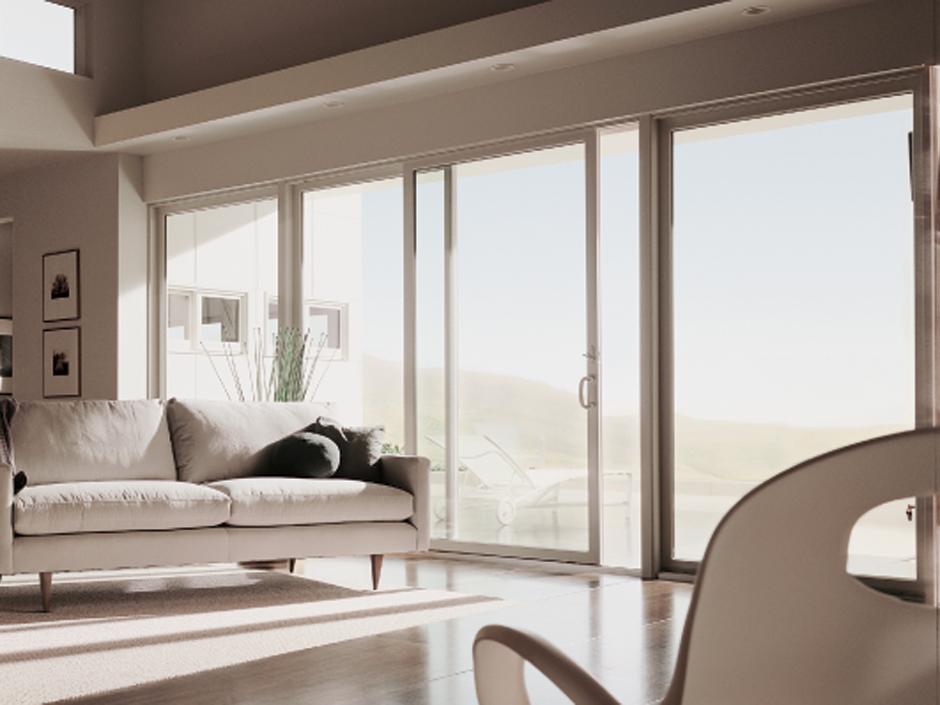 contemporary sliding patio door feature 2