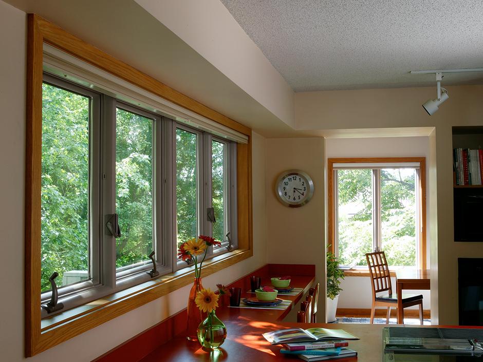 Casement Windows Cape Cod Massachusetts: Renewal by Andersen
